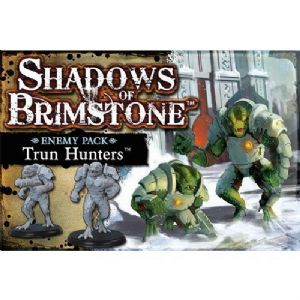 Shadows of Brimstone : Trun Hunters Enemy Pack